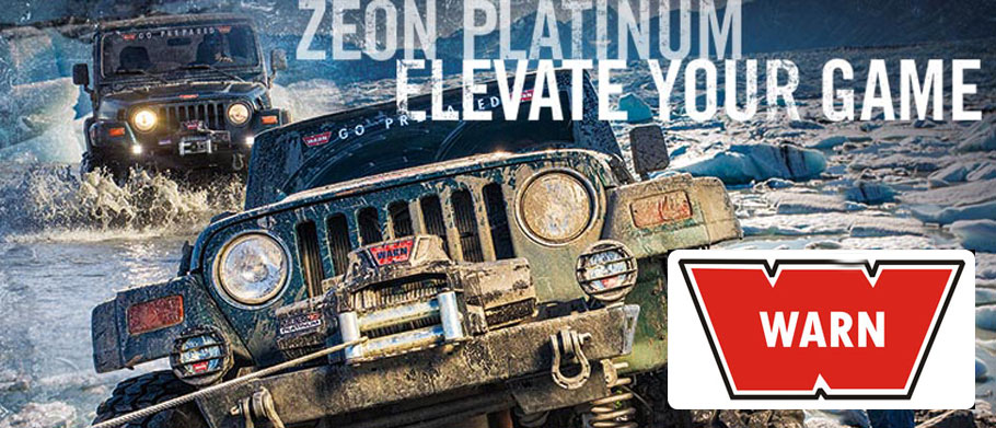 Warn Winch Zeon Platinum